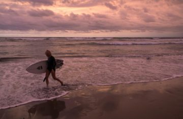Surf & Sunsets, missing happiness