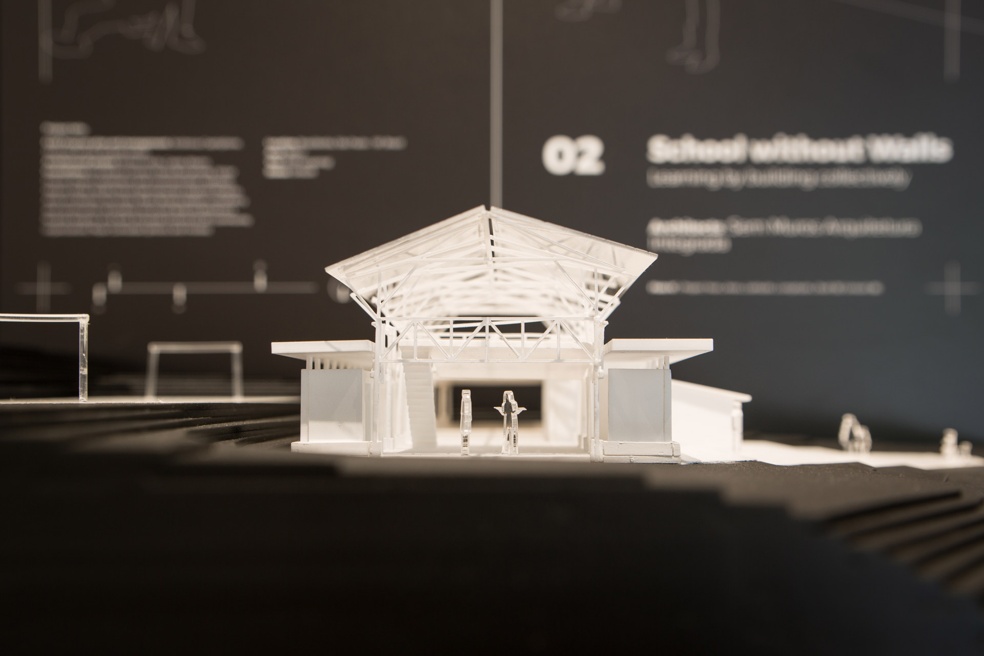 .16 International Architecture Exhibition - Brazil Pavilion