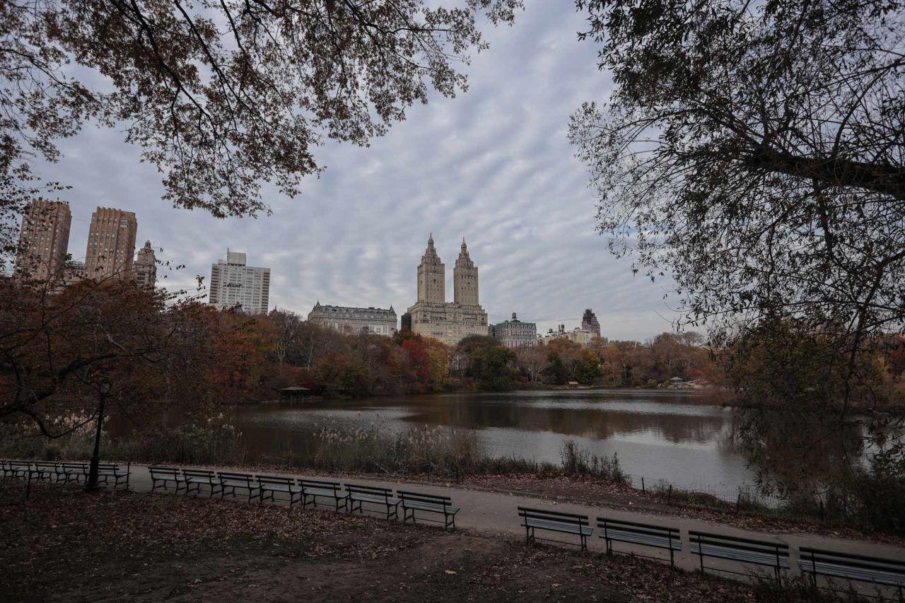 Central-Park-Nyc-Manhattan-fall-colors