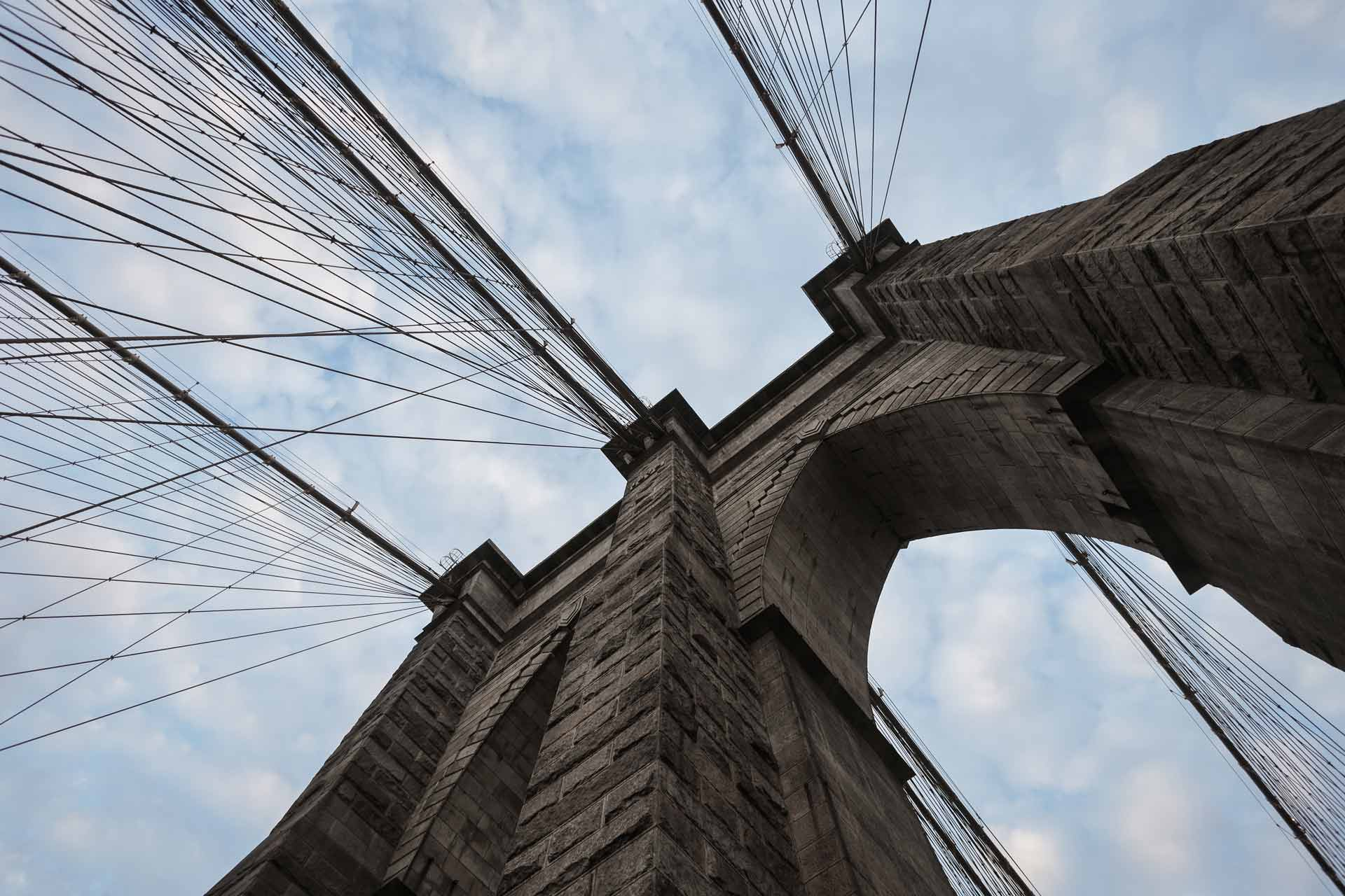 Pictures I've always dreamed of, nyc-brooklyn-bridge-sunset-architecture