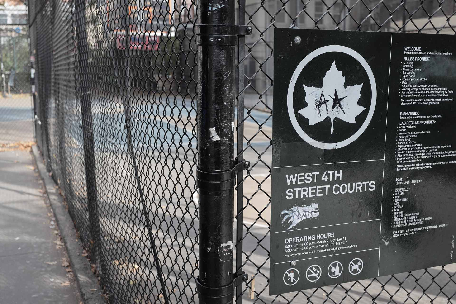 Pictures I've always dreamed-west-4th-street-courts-greenwich