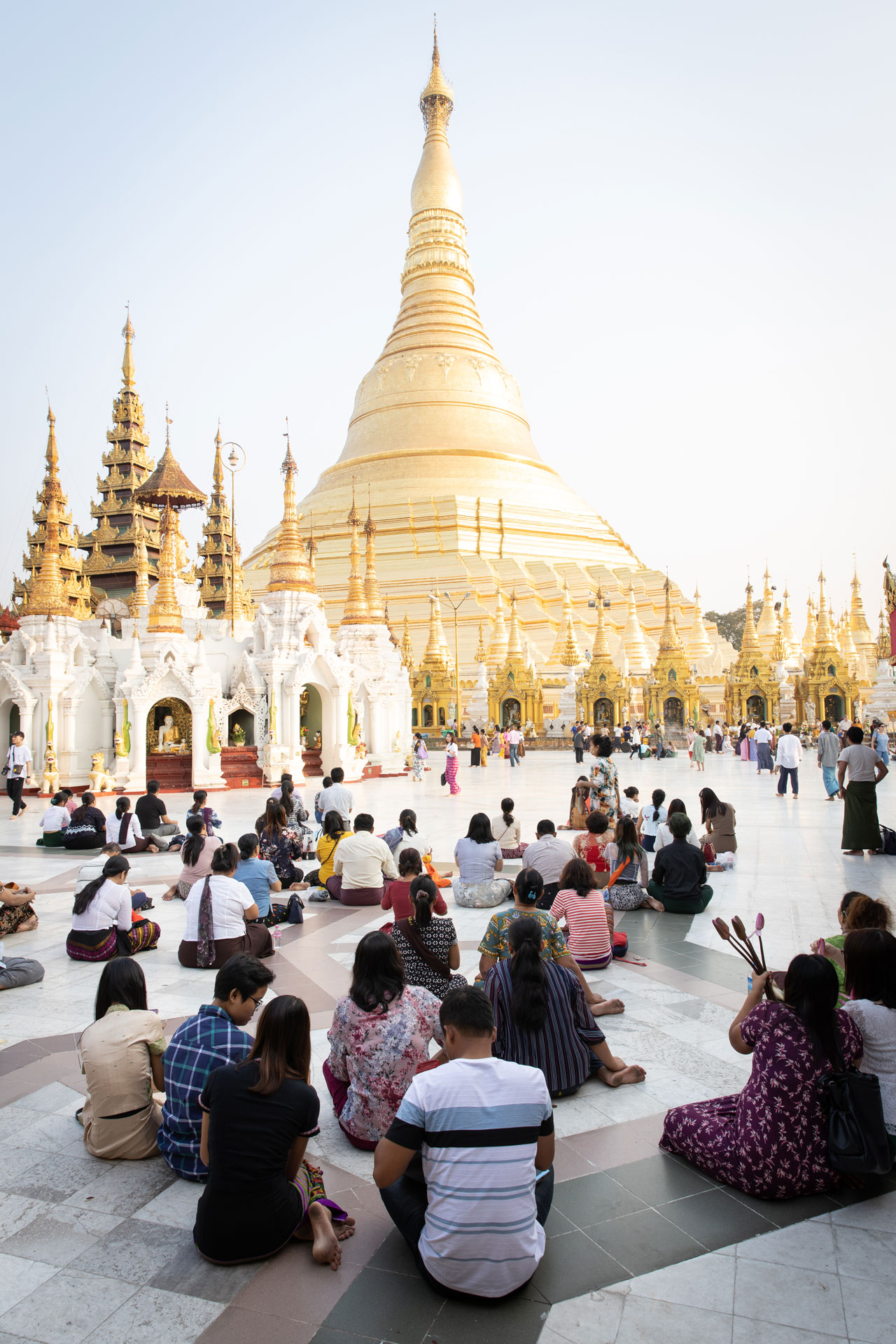 Yangon, City of The Pagoda and photo inspiration