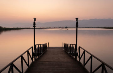 A beautiful Inle break before a different Asia