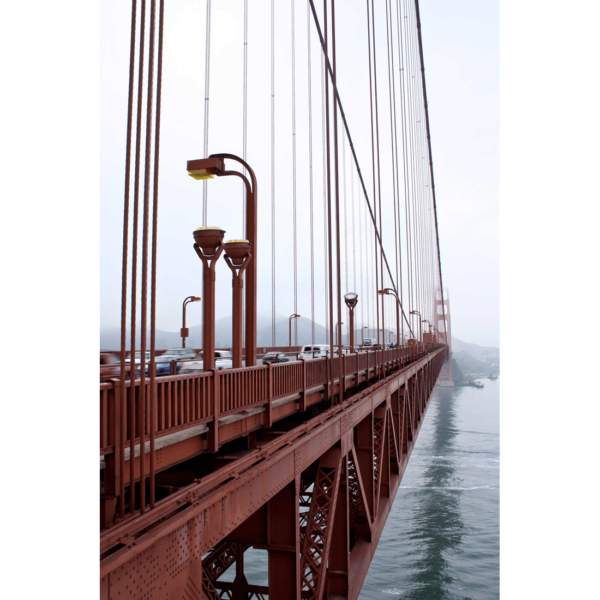 Golden-Gate-Bridge-San Francisco-California-Different-Perspectives